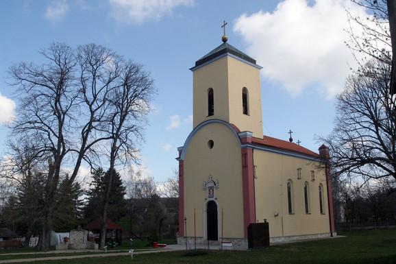 Crkva u selu Drugovac