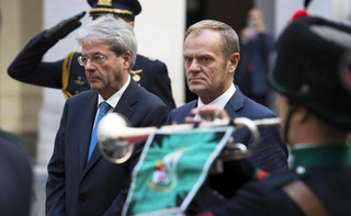 Włochy: Premier z uznaniem o postawie V4 w sprawie kryzysu migracyjnego