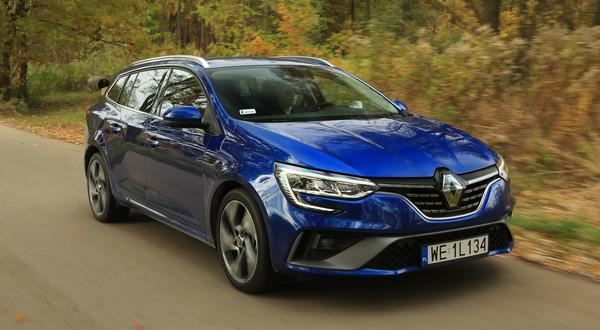 Renault Megane Grandtour – 2020 rok
