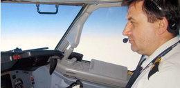 Drugi pilot z boeinga z Okęcia zaczynał od... latawców!