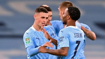 Man City, Liverpool reach League Cup fourth round