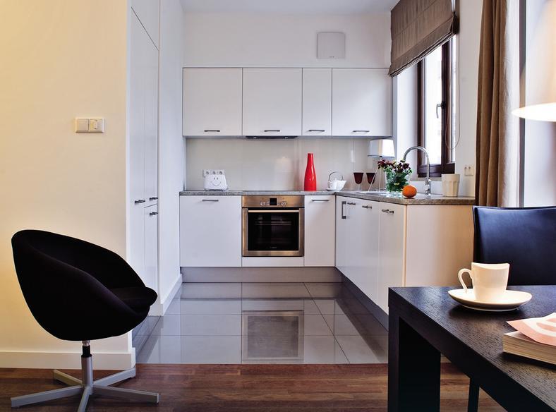 Mieszkanie urządzone ze smakiem