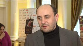 Adam Woronowicz o nominacji do Orła 2015