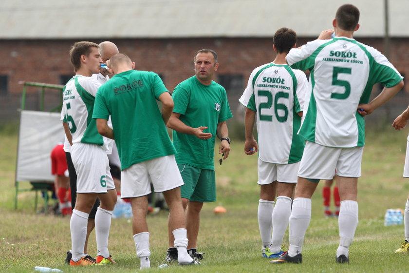 Piłkarze Sokoła sąniezadowoleni z walkowera dla Targówka