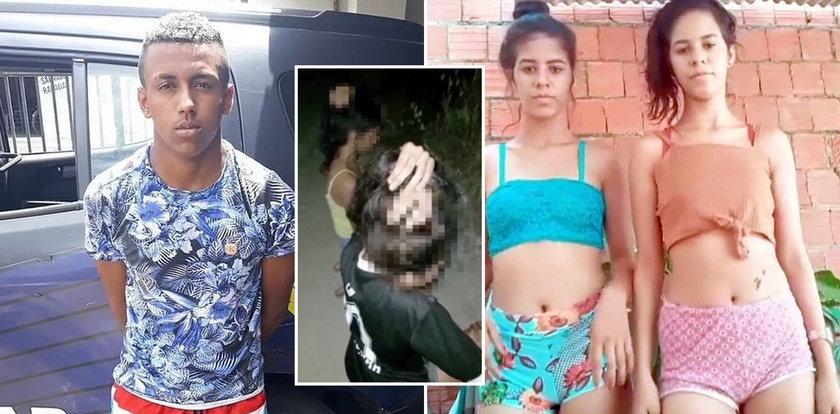 Zastrzelił bliźniaczki. Mord transmitował na żywo w mediach społecznościowych