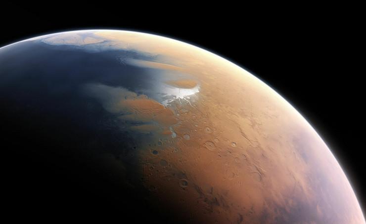 mars cia05 foto Wikipedia ESO M. Kornmesser