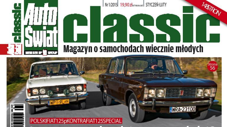 Auto Świat Classic 1/2015