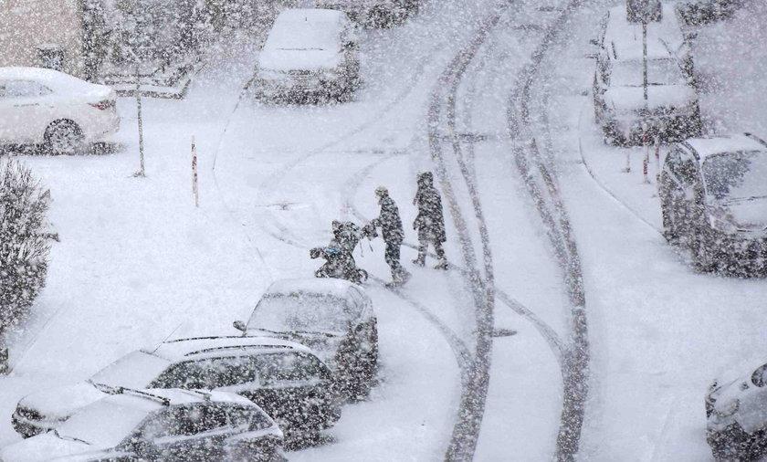 Pogoda na 16 dni: Czeka nas śnieg, mróz i ślizgawica!