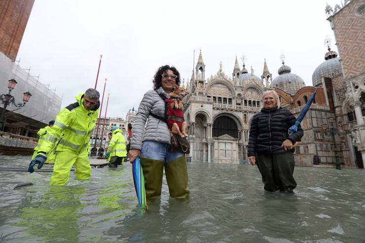 Venecija poplave