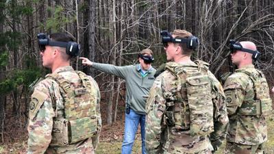 Armia USA wchodzi w nową erę. Microsoft HoloLens już od jesieni na wyposażeniu żołnierzy