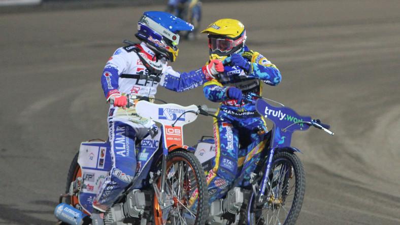 Emil Sayfutdinow i Bartosz Zmarzlik