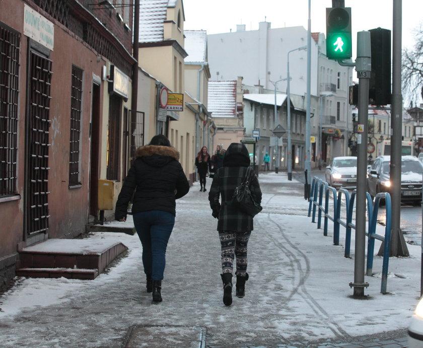 zima w Trójmieście