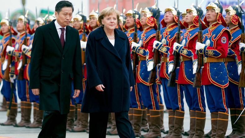 Angela Merkel niejednokrotnie była krytykowana za swój wygląd