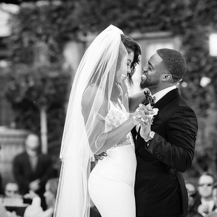 Kevin Hart and Eniko Parrish married in August 2016