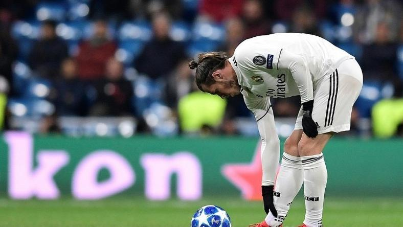 Gareth Bale is out of Real Madrid's Liga meeting with Rayo Vallecano because of an ankle injury