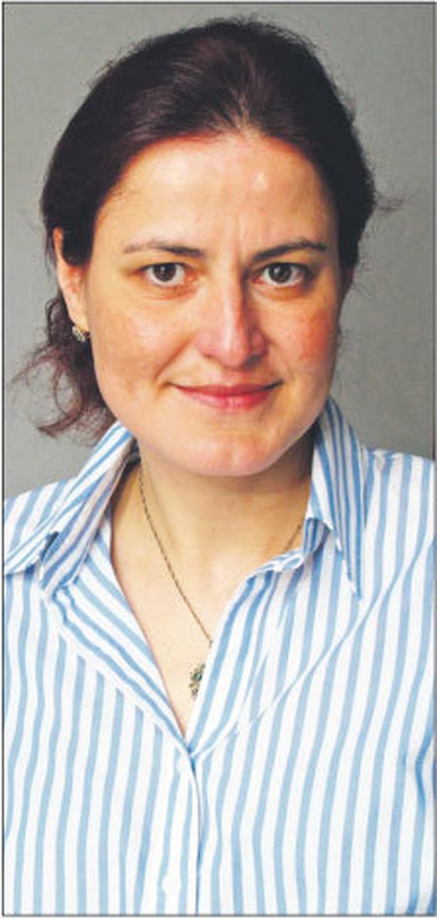 Hanna Kozłowska, ekspert w KDA Kancelaria Doradców i Audytorów Spółka Doradztwa Podatkowego Fot. Piotr Jasiczek.