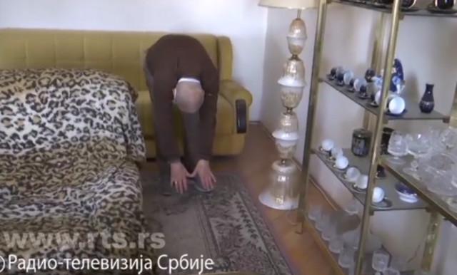 Aleksandar Stojanović 102 godine