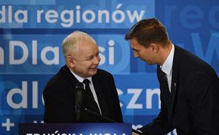 Kaczyński: Chcemy zgody, a nie wojny