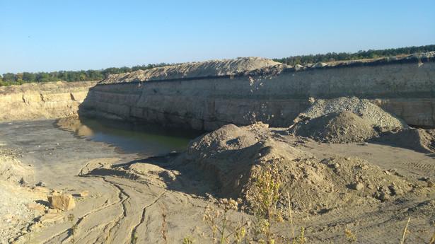 W Lisiczańsku działa legalna kopalnia i kilka zakładów przemysłowych, w tym rafineria, browar i fabryka żelatyny. Kilka tygodni temu w okolicy odnaleziono także nielegalny zakład wydobywczy węgla w formie odkrywki, tzw. kopanka. Odkąd funkcjonariusze przerwali proceder, nikt nie wypompowuje wody z odkrywki, która powoli zamienia się w jezioro. Najciemniejsza warstwa przy jego brzegu to węgiel, do którego dokopali się przestępcy.