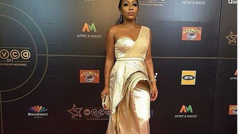 Rita Dominic at AMVCA 2017T