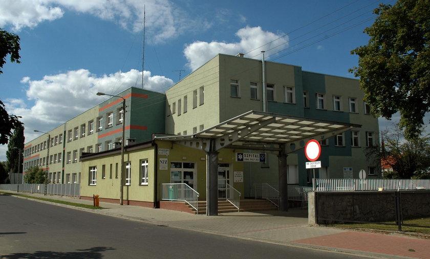 Szpital w Ostrzeszowie