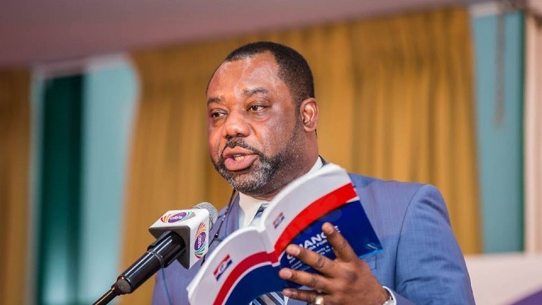 Education Minister, Dr Mathew Opoku Prempeh