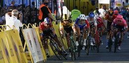 """Fabio Jacobsen miał straszny wypadek w Tour de Pologne. Dochodzi do siebie. """"W szczęce ma kości miednicy"""""""