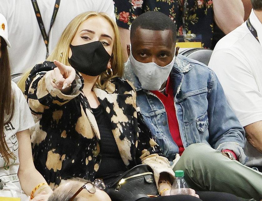 Adele po raz pierwszy pokazała zdjęcie z Richem Paulem. Kim jest?