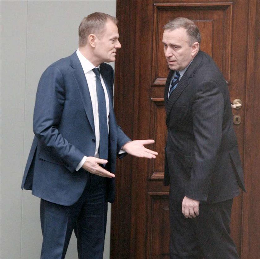 """""""Donald ma cyngla. Grzegorz polegnie"""""""