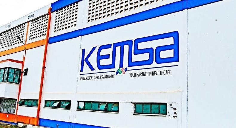 KEMSA premises