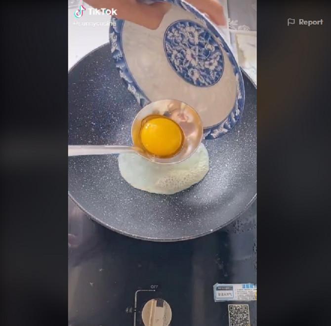 Trik sa jajetom koji je oduševio sve