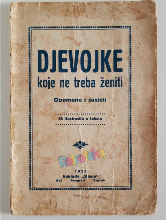 Knjiga koja je privukla veliku pažnju
