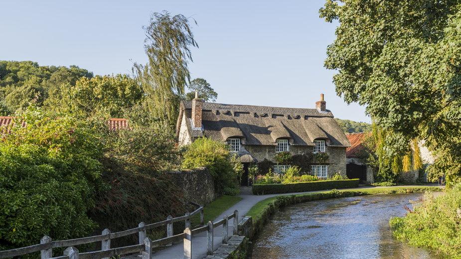 Angielska wieś to miejsce, w którym czas płynie wolniej
