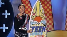 """Teen Choice Awards 2014 rozdane: """"Gwiazd naszych wina"""", """"Niezgodna"""" i """"Igrzyska śmierci"""" z najważniejszymi nagrodami"""