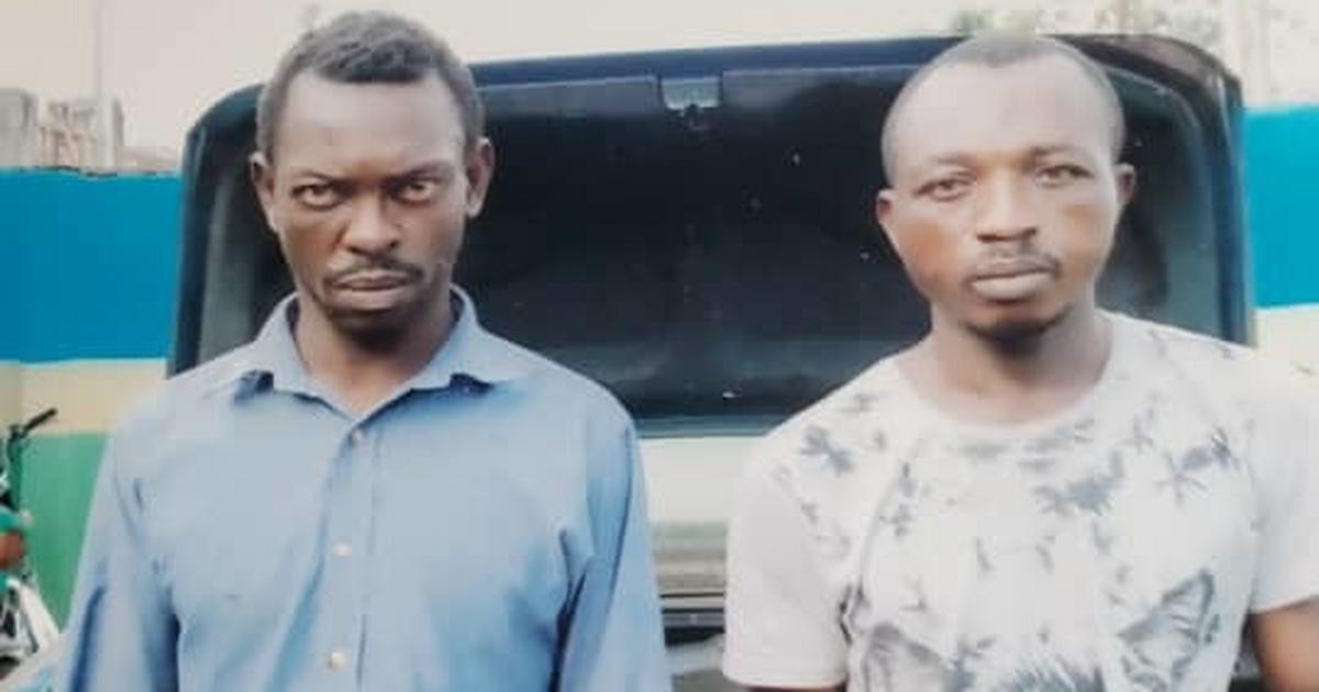 Police arrest 2 for alleged theft, murder of landlord - Pulse Nigeria