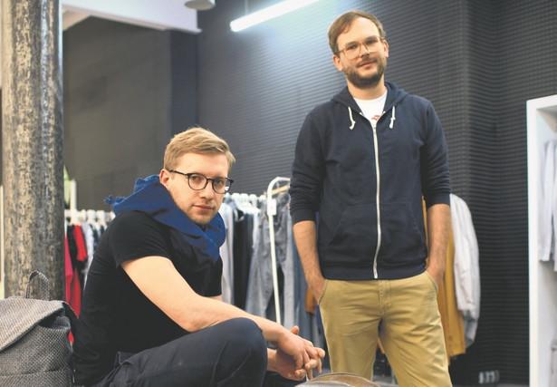 Dzięki Michałowi Judzie i Jaśkowi Staszowi niszowe firmy docierają do masowego klienta