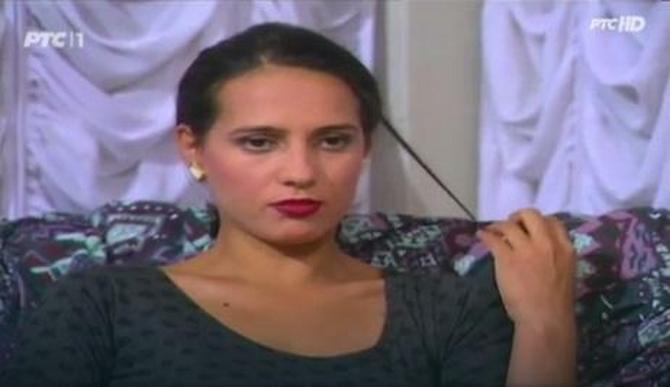 """Marina Popac u seriji """"Srećni ljudi"""""""