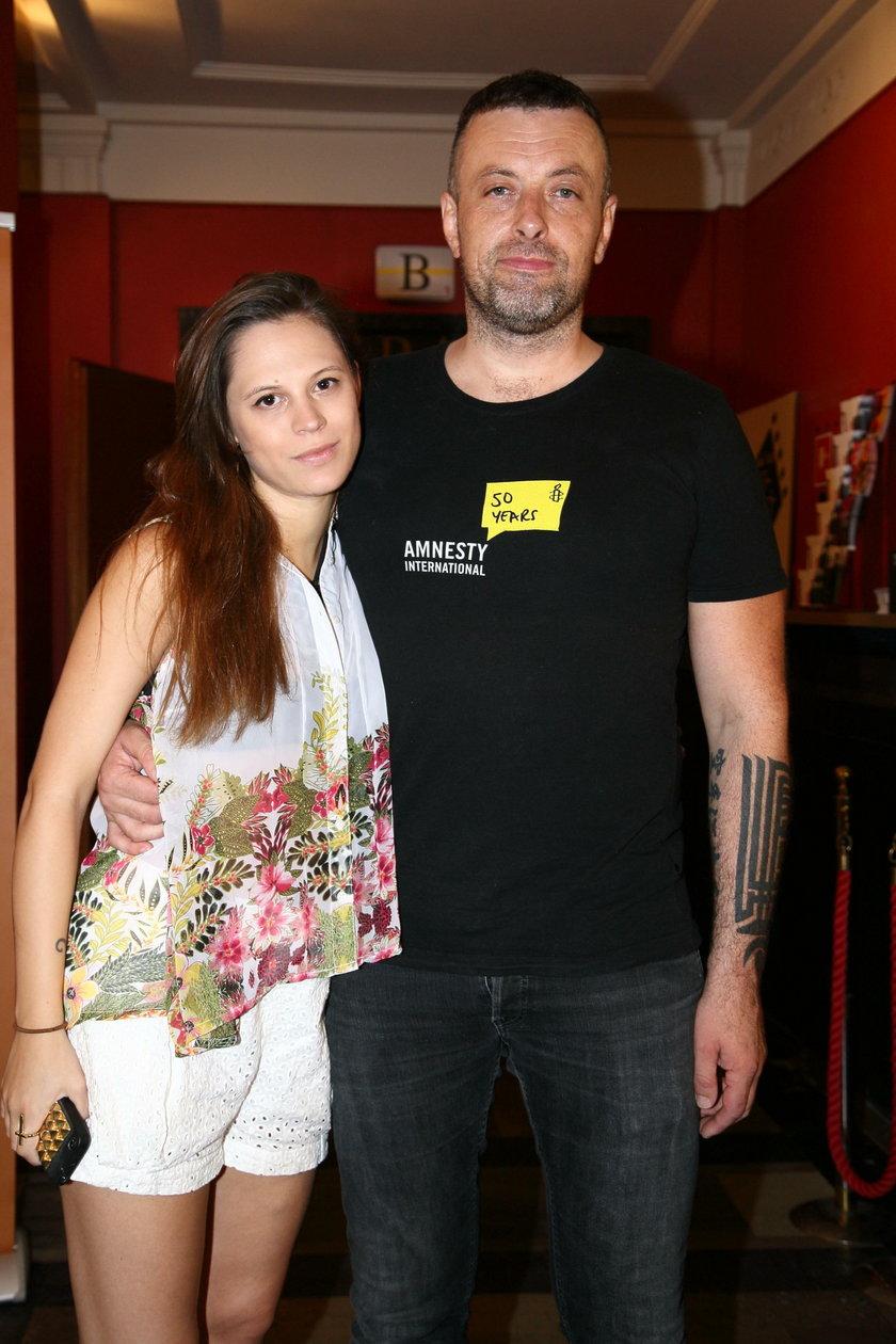 Maria i Tymon Tymańscy
