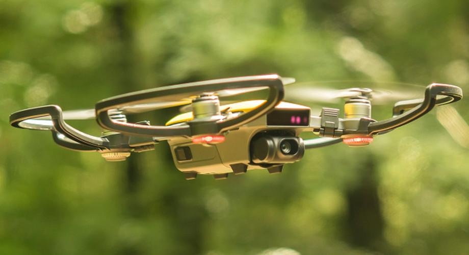 DJI Spark im Test: Die beste Drohne für den Urlaub?