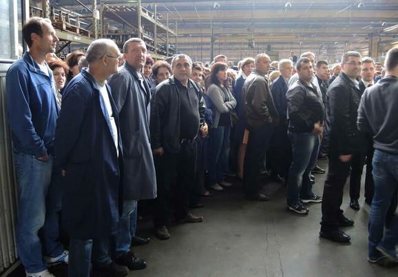 Priboj bivšim radnicima FAP-a duguje 260 miliona dinara