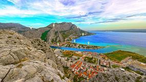 Wirtualne wycieczki 360° po jednym z najładniejszych miast Chorwacji