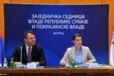 Zajednička sednica, Vlada Srbije, Vlada Vojvodine, Ana Brnabić, Igor Mirović
