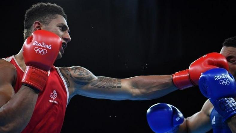 Tony Yoka Joe Joyce