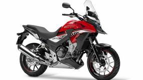 Odświeżone motocykle Honda CB500X i NC750X na 2016