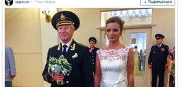 Między nimi jest 60 lat różnicy. Oto ich ślub
