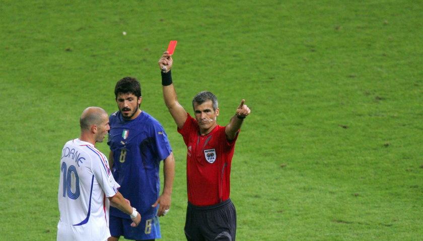 Marco Materazzi zdradza kulisy sytuacji z Zinedine Zidanem