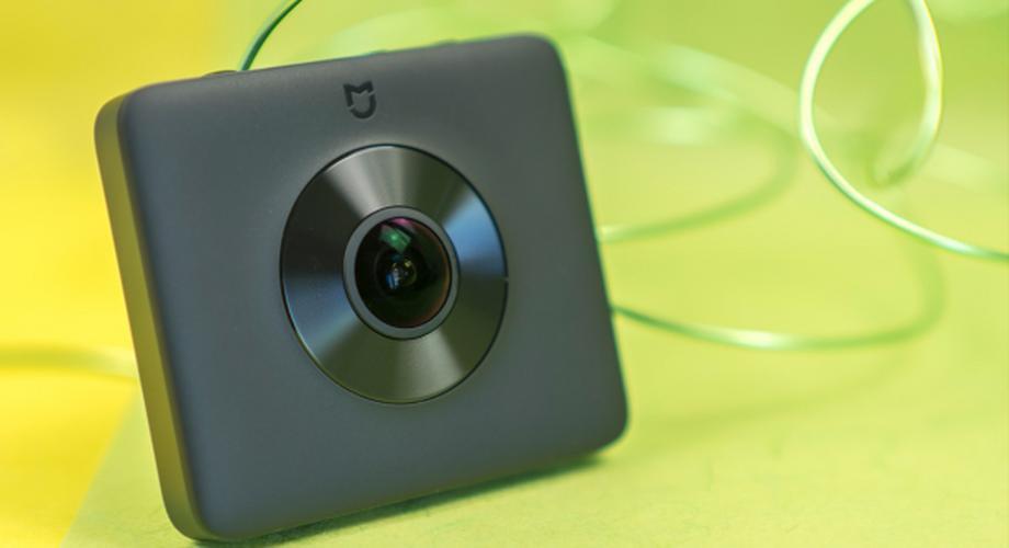 Test: Xiaomi Mijia 360 Kamera: wasserfest und 3,5K