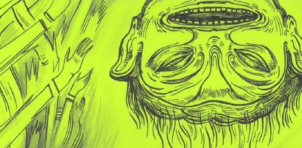 """Kanon graficzny, tom 1. Od """"Gilgamesza"""" do """"Tybetańskiej księgi umarłych"""""""