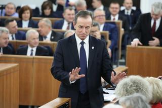 Grodzki: Na czele Kancelarii Senatu stanie apartyjny urzędnik Piotr Świątecki
