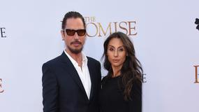 Żona Chrisa Cornella pisze list do zmarłego męża